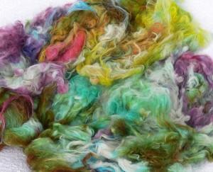 dye natural fibre