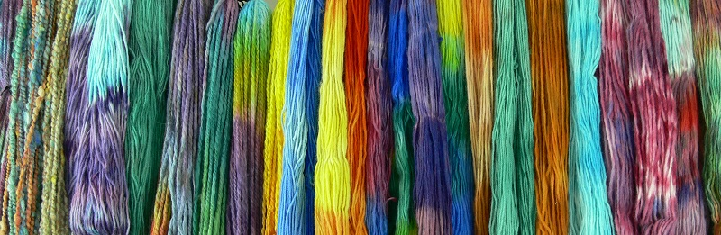 How To Dye Natural Fiber