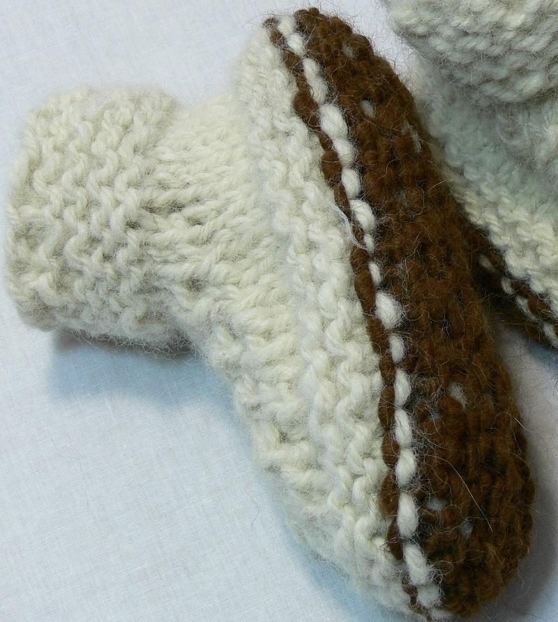 super warm thrummed slippers all natural